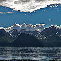 Bright And Cloudy by Aimee L Maher ALM GALLERY