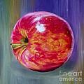 Bright Apple by Graciela Castro