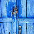 Bright Blue Door by Sophie McAulay