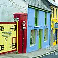 Bright Buildings In Ireland by John Shaw
