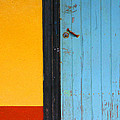 Bright Colors Of The Caribbean by Sandy Dimke