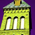 Bright Cross Tower by Karol Livote