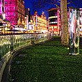 Bright Lights Of London by Jasna Buncic