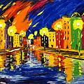 Bright Night by Mariana Stauffer