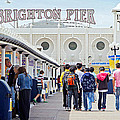 Brighton Pier by Keith Armstrong