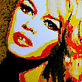 Brigitte Bardot by Victor Minca