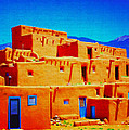 Brilliant High Desert by Michelle Dallocchio