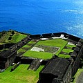 Brimstone Fortress St Kitts by Ian  MacDonald