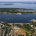 Bristol, Rhode Island by Dave Cleaveland