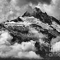 British Columbia Tantalus Mountain Range by Adam Jewell