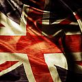 British Flag  by Les Cunliffe