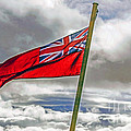 British Merchant Navy Flag by Elvis Vaughn