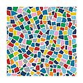 British Mosaic Multi by Emeline Tate