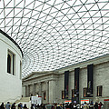 British Museum - The Entrance by Andi Murphy