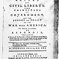 British Pamphlet, 1776 by Granger