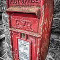 British Post Box by Adrian Evans