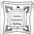 British Redoubt, 1777 by Granger