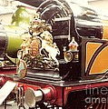 British Royal Engine by Susan Williams