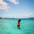 British Virgin Islands, Caribbean by David Hanson