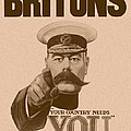 Britons Your Country Needs You  by War Is Hell Store