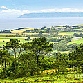 Brittany Landscape With Ocean View by Elena Elisseeva