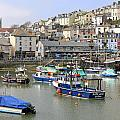 Brixham Color by Chris Smith