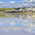 Broad Haven Clouds by Doug Wilton