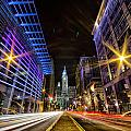 Broad Street North by Raymond Skwire