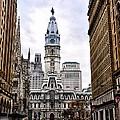 Broad Street Philadelphia by Bill Cannon