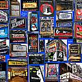 Broadway Collage by Steven Spak