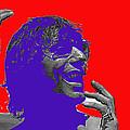 Broadway Joe Namath Telling Football Story C.c. And Co. Set  Tucson Arizona 1970-2012 by David Lee Guss