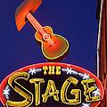 Broadway Neon Sign by Brian Jannsen