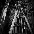 Broadway Nyc by Chet B Simpson