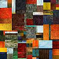 Brocade Color Collage 2.0 by Michelle Calkins