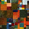 Brocade Color Collage 3.0 by Michelle Calkins