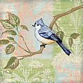 Brocade Songbird II by Paul Brent
