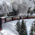 Brockenbahn by Steffen Gierok