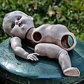 Broken Baby Doll by Bill Cannon