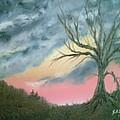 Broken Branch by Jim Saltis
