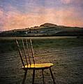 Broken Chair by Svetlana Sewell
