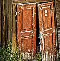 Broken Door by An Vo