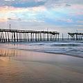 Broken Dreams - Frisco Pier Outer Banks I by Dan Carmichael