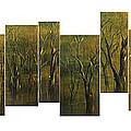 Broken Forest by Kim Wild