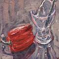 Broken Glass by Horacio Prada
