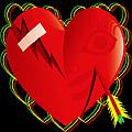 Broken Heart Mended by Neil Finnemore