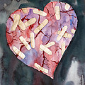 Broken Heart by Michal Madison