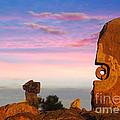 Broken Hill 1 by Ben Yassa