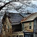 Broken Home by Dennis Comins
