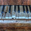 Broken Keys by Nathan Wright