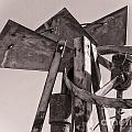 Broken Mill by Erika Weber